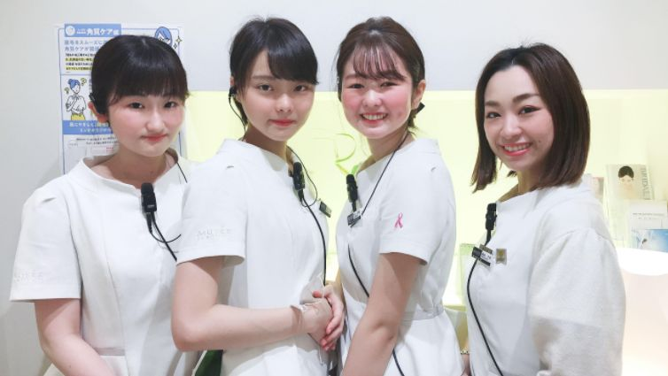 東京都のミュゼ吉祥寺駅前店の紹介 人気の美容脱毛の料金等