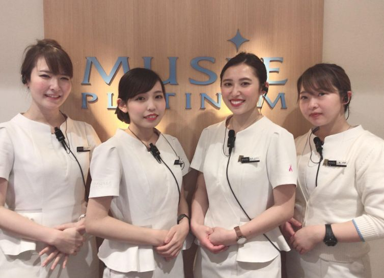 東京都のミュゼ立川北口店の紹介 人気の美容脱毛の料金等