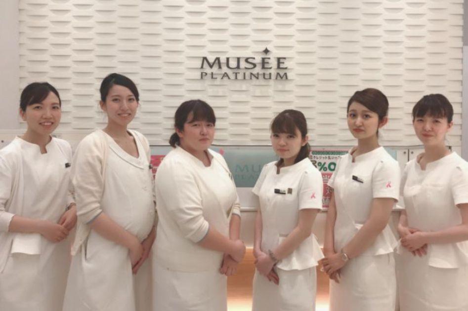 神奈川県のミュゼ横浜ららぽーと店の紹介 人気美容脱毛の料金等