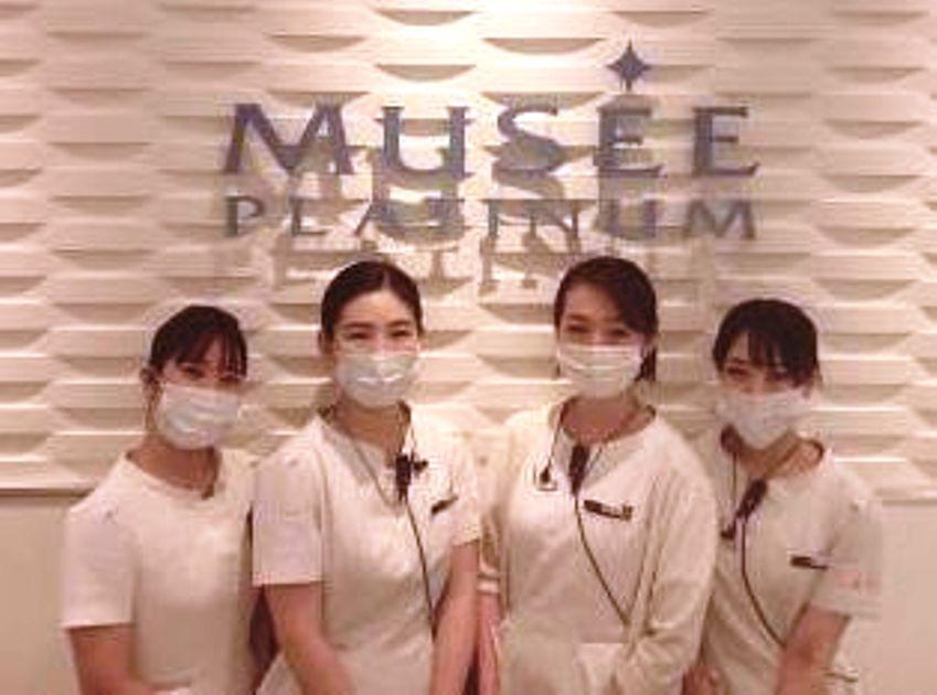 名古屋のミュゼ名古屋パルコ店の紹介 人気の美容脱毛の料金など