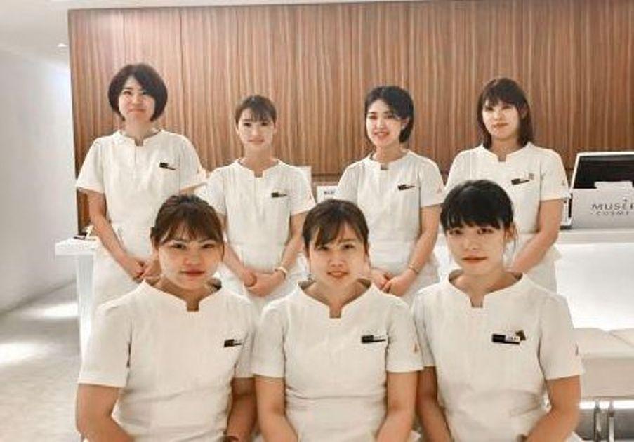 大阪市のミュゼグラン西梅田店の紹介 人気の美容脱毛の料金など