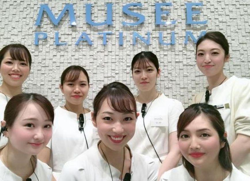 福岡市のミュゼイオンモール香椎浜店の紹介 人気美容脱毛の料金